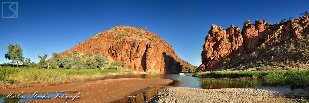 Macdonnell Ranges Northern Territory Australien