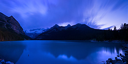 Lake Luise Banff National Park Kanada
